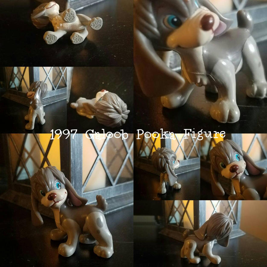 1997 Galoob Pooka Figure by KyoukoEevee13