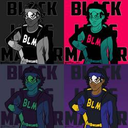 BLM Static