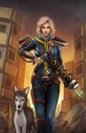 Fallout: Vault Dweller