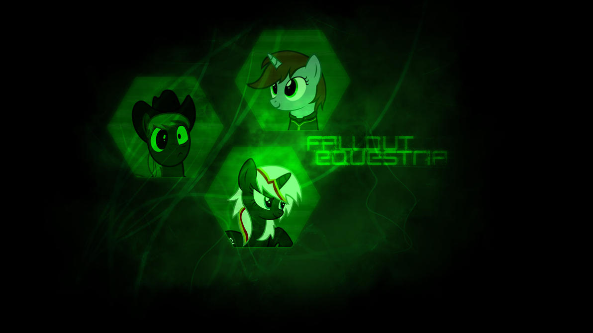 Fallout 'Questria wallpaper by sgtwaflez