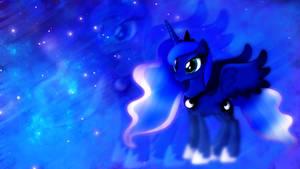 Luna Wallpaper