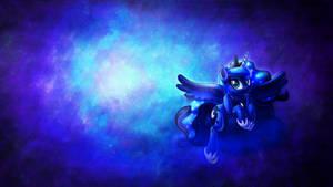 Luna, cloud, wallpaper.
