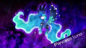 Star power luna wallpaper
