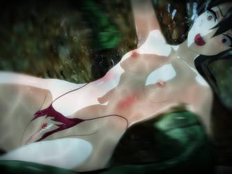 Underwater cave adventure:Chapter2 Worms 5 by UW-JOKER