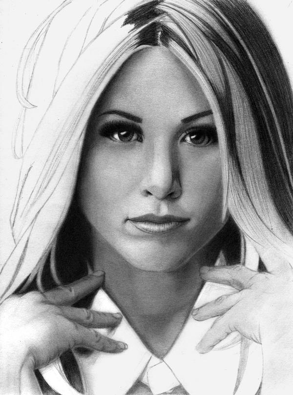 Jennifer Aniston - WIP by mtsfsr