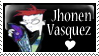 Jhonen Vasquez Love by Saib0rg