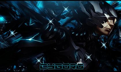 Cyborg [ TAG ] by Brockstuff