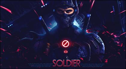 Soldier [TAG] by Brockstuff