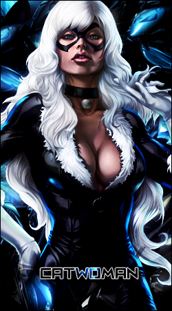 Catwoman by Brockstuff