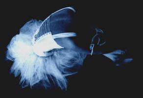 Ballerina in a Blur by gothfey