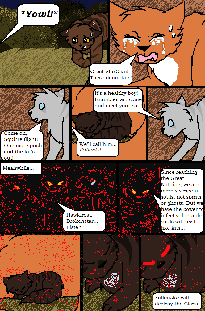 Scarecrow Prologue Page 1 by Smokestar11