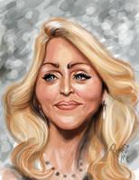 Madonna by ricardown