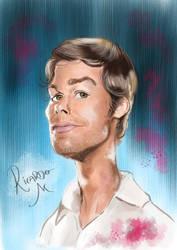 Dexter Morgan by ricardown