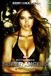 Adriana Lima,Catwoman,Super Angels Movie Poster