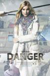 DANGER-Movie Poster with Elsa Hosk