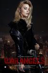 Margot Robbie-war Angels Movie Poster