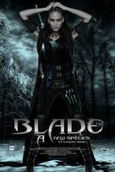 BLADE,Movie Poster with Daniela Botero