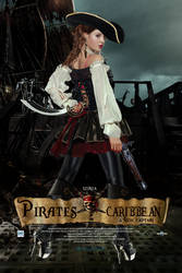 PIRATES OF THE CARIBBEAN-A NEW CAPTAIN-MoviePoster