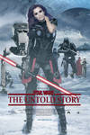 Star Wars-THE UNTOLD STORY Movie Poster with Sarah