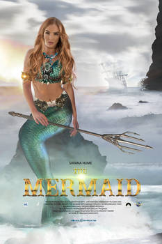 Savana Hume-the Mermaid -movie Poster
