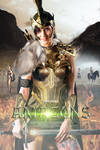 MOVIE POSTER-AMAZONS- with Tanya Virago