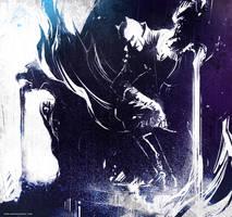 Dark Knight Forever by Haining-art