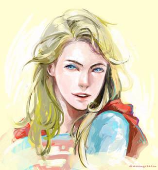 Sunshine Girl by Haining-art