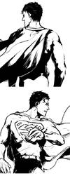 Heroes by Haining-art