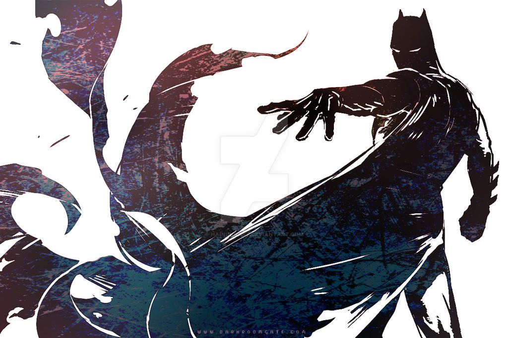 Batman by Haining-art on DeviantArt