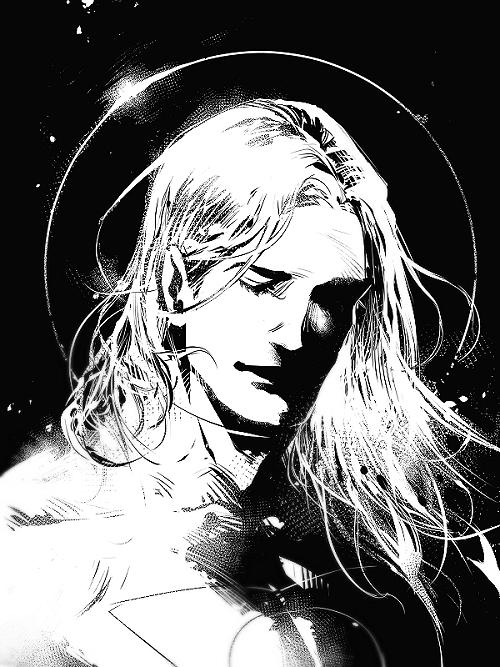 Apollo by Haining-art on DeviantArt