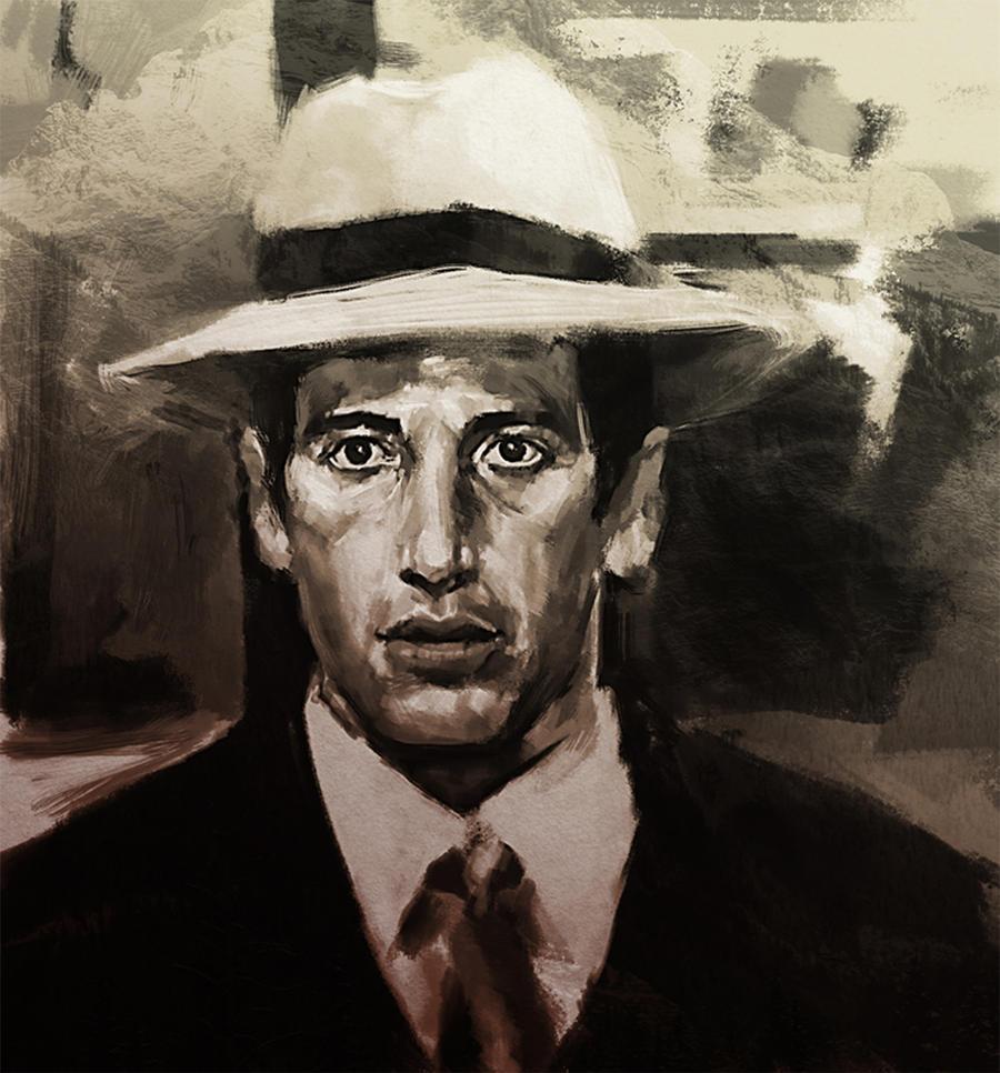 Michael Corleone by userthiago