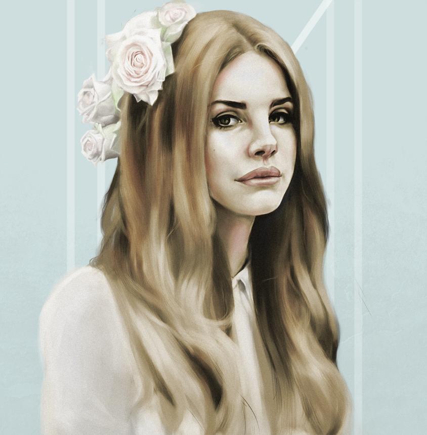 Lana Del Rey by userthiago