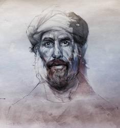 Iraq Portrait. by userthiago