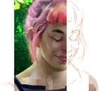 Pink process