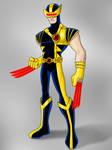 Cyclops/Wolverine Amalgam