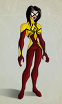Spider Woman Redesign
