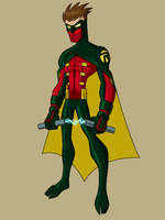 Robin 2099 by payno0