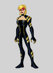 Black Canary Redesign