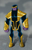 Thanos Redesign by payno0
