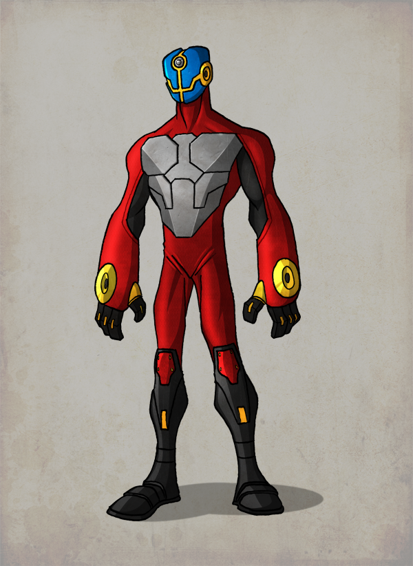 Hyper the Phenomenal Redesign by payno0