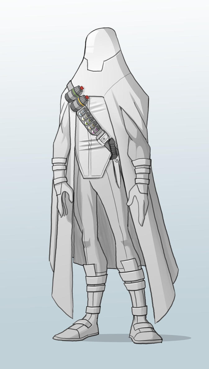 White Killer Redesign by payno0