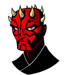 Darth Maul by payno0