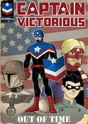 CAPTAIN VICTORIOUS: Out Of Time