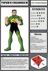 Viper's Colosseum: Counterstrike reference sheet