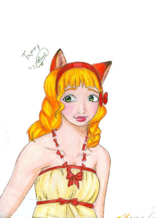 La belle renarde by MAGICatMIDNIGHT