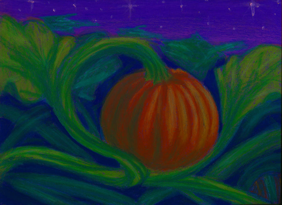 Cinderella's Pumpkin by MAGICatMIDNIGHT