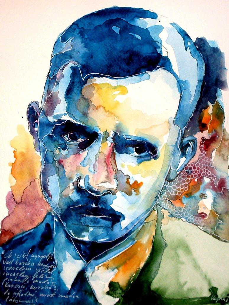 Jozsef Attila by Howard0