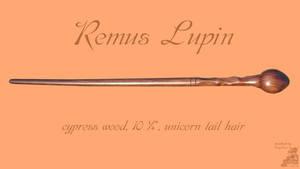 Remus 'Moony' Lupin Wand Wallpaper