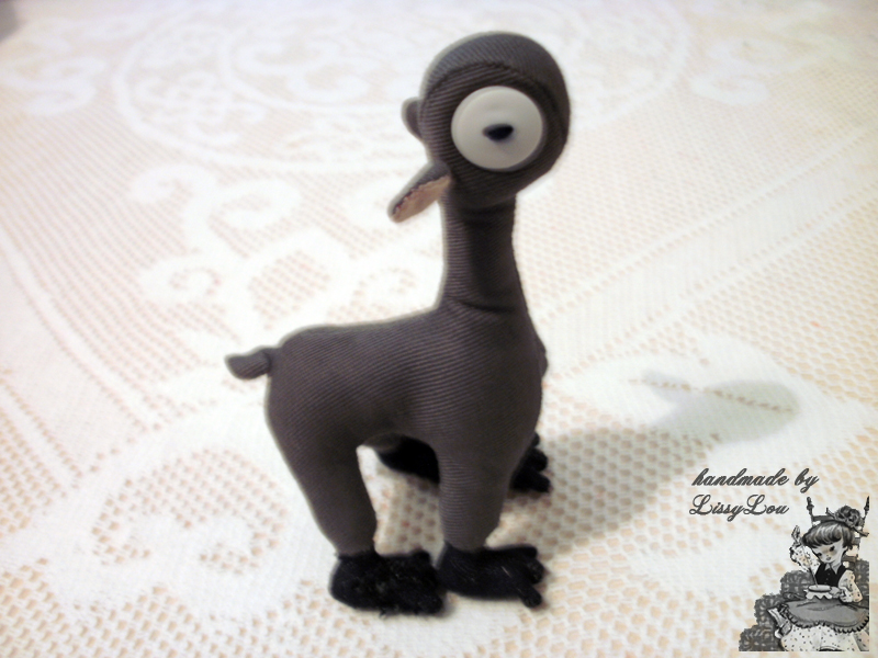 Mooncalf (inspired by the Harry Potter Series) #3 by handmadebylissylou