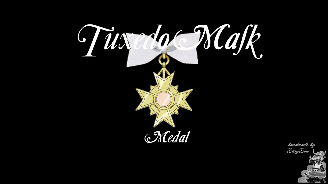 tuxedo mask medal sailor moon crystal wallpapers